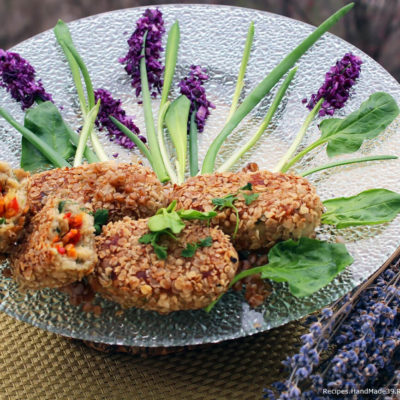 Рыбные котлеты с овощной начинкой – пошаговый кулинарный рецепт с фото