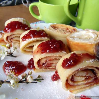 Ленивые финские блины паннукакку – пошаговый кулинарный рецепт с фото