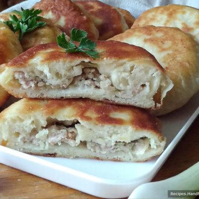 Беляши – пошаговый кулинарный рецепт с фото
