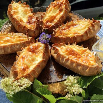 Карельские калитки с картошкой – пошаговый кулинарный рецепт с фото