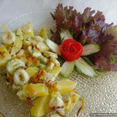 Галушки с картошкой – пошаговый кулинарный рецепт с фото