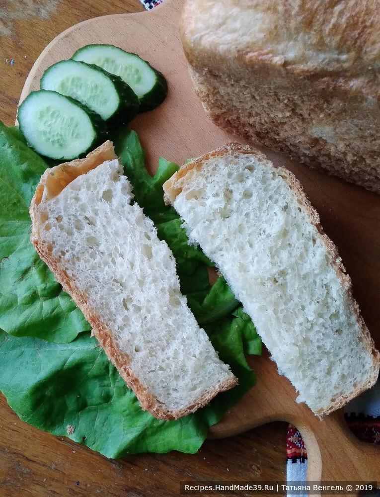 Хлеб из манки - рецепт пошаговый с фото