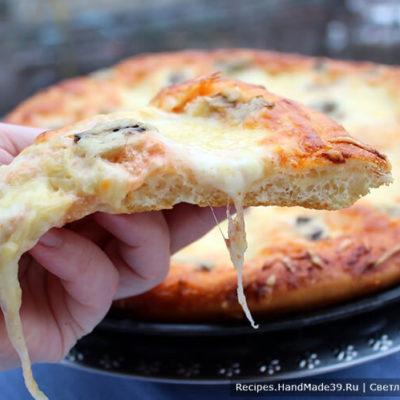 Как правильно приготовить вкусную пиццу в домашних условиях
