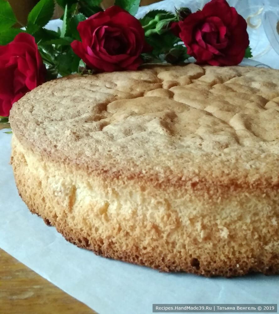 Секрет «брошенного» бисквита по-польски