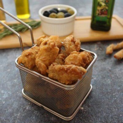 Попкорн из курицы – пошаговый кулинарный рецепт с фото