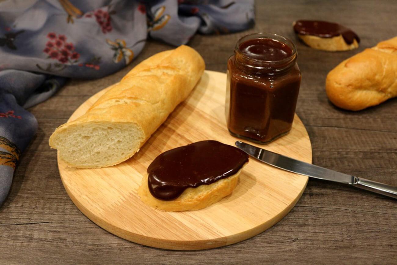 Как сделать шоколадный плавленый сыр