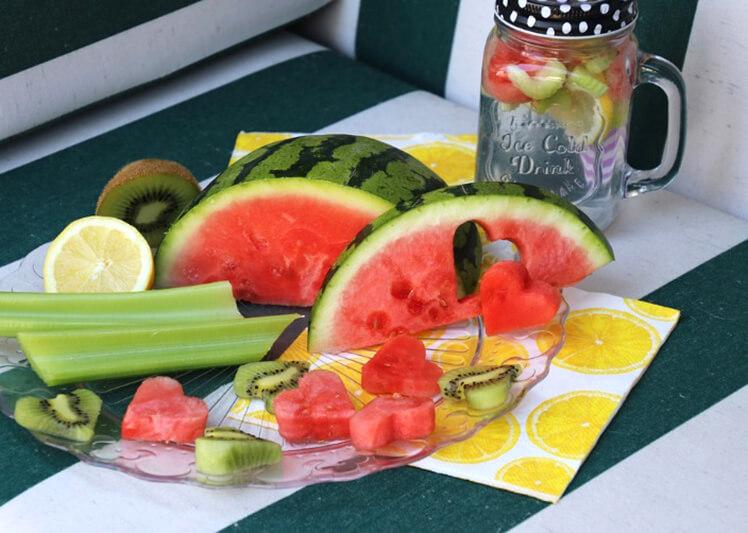 Выпечка и сладости подождут – летом заряжаемся витаминами!