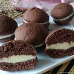 Шоколадное пирожное «Вупи пай» – американские бисквиты с кремом