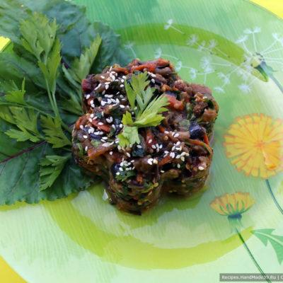 Баклажанная икра – пошаговый кулинарный рецепт с фото