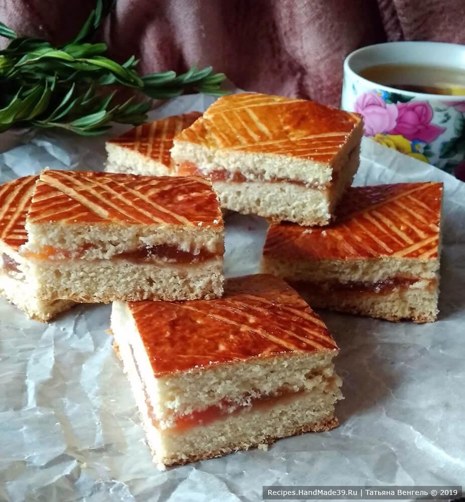 Рецепт домашнего тульского пряника – традиционной русской выпечки к чаю