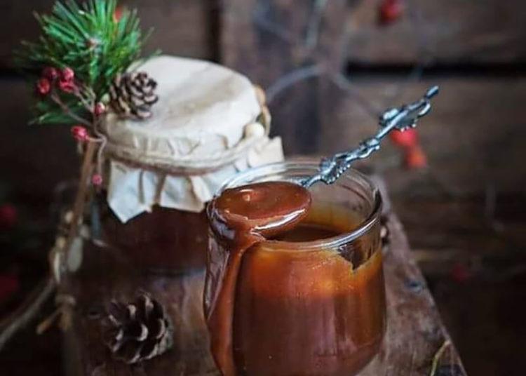 Шоколадная карамель – пошаговый кулинарный рецепт