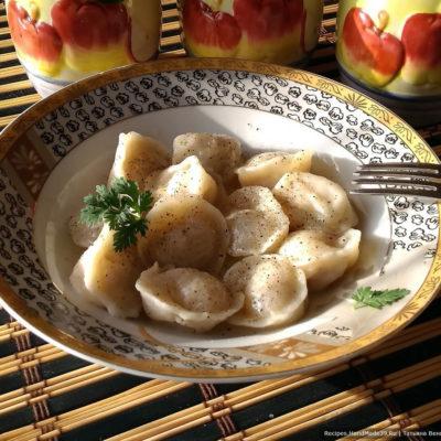 Пельмени на заварном тесте – пошаговый кулинарный рецепт с фото