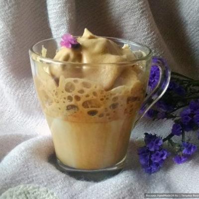 Кофейный крем на воде – пошаговый кулинарный рецепт с фото