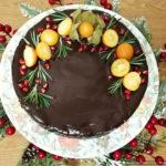 Баумкухен – немецкий «дерево-пирог» с апельсиновым джемом