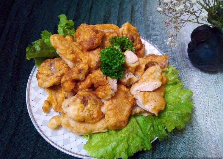 Курица в кляре – пошаговый кулинарный рецепт с фото
