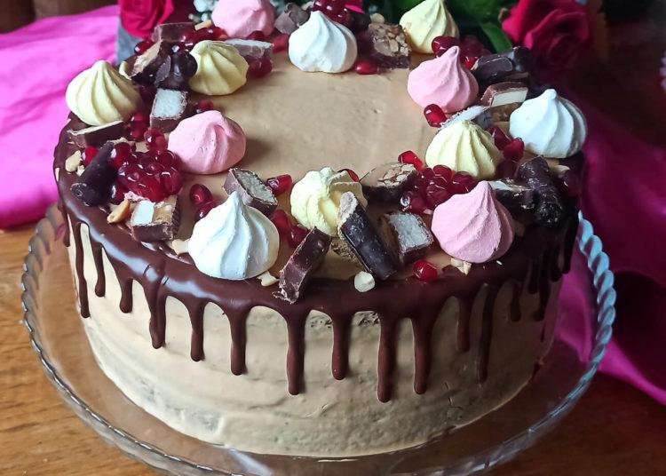 Шоколадный торт – пошаговый кулинарный рецепт с фото