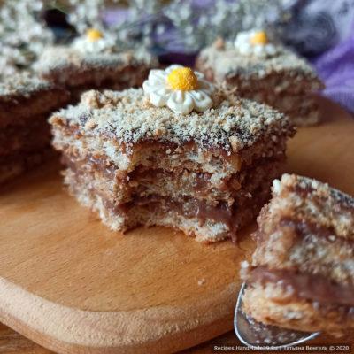 Как сделать торт без муки с орехами – пошаговый кулинарный рецепт с фото