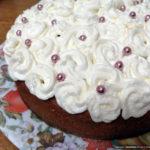 Бисквитный торт «Три молока»