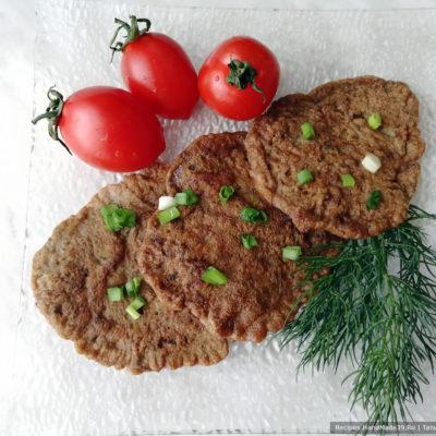 Как приготовить вкусные, сочные печёночные котлетки? Вот хороший рецепт