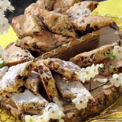 Печенье «Мазурка» – пошаговый кулинарный рецепт с фото
