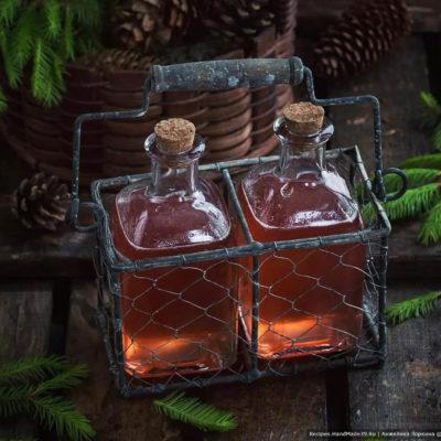 Сироп из молодых еловых веточек – пошаговый рецепт с фото
