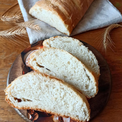 Как испечь венский молочный хлеб – пошаговый рецепт с фото