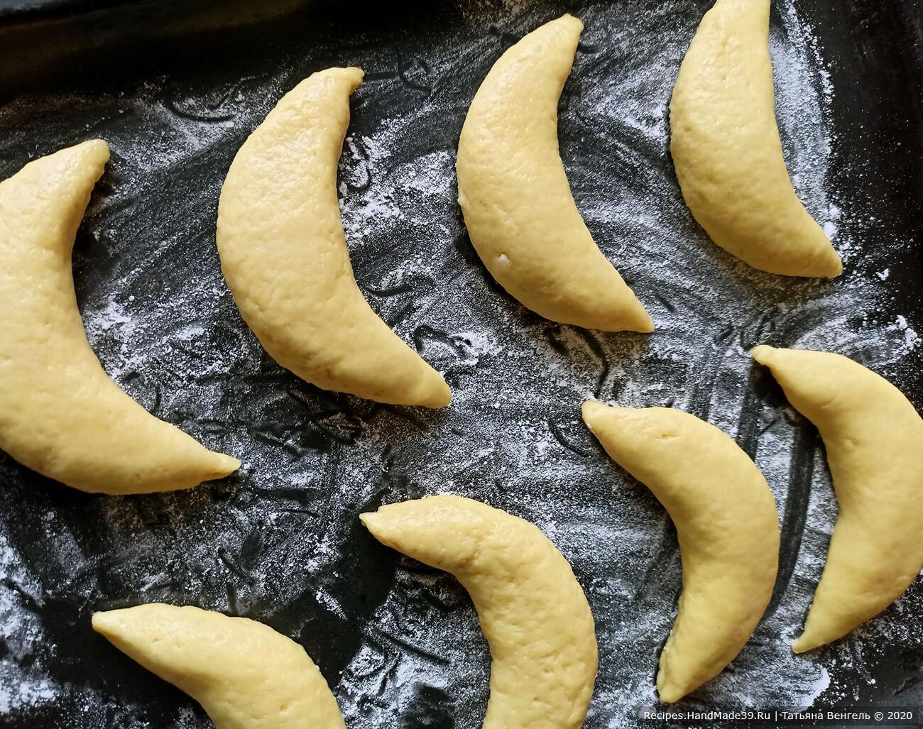 Печенье «Бананы» – фото шаг 7