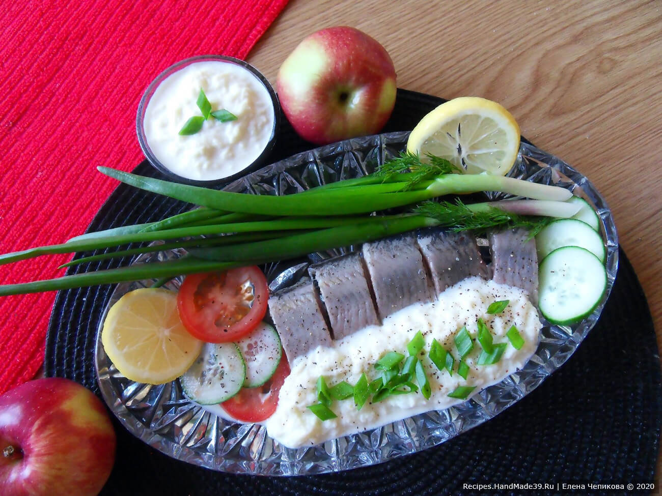 Как приготовить сметанный соус для сельди – пошаговый рецепт