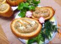 Гнёздышки с рыбным фаршем – пошаговый рецепт с фото