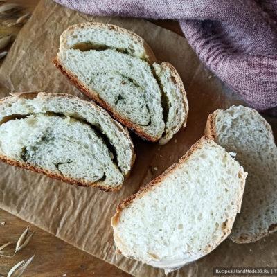 Дрожжевой хлеб на картофельном отваре