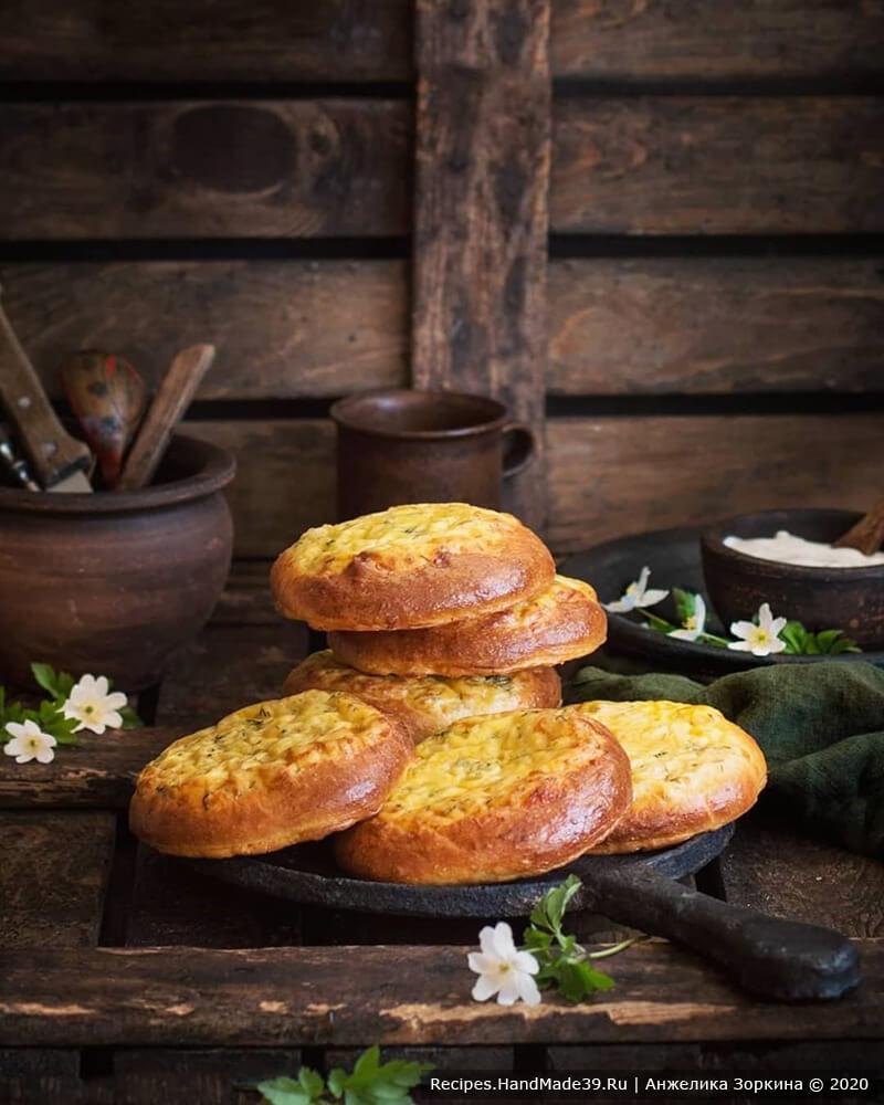 Шаньги с сыром и зеленью – пошаговый рецепт с фото на завтрак