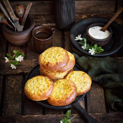 Шаньги с сыром – пошаговый кулинарный рецепт с фото
