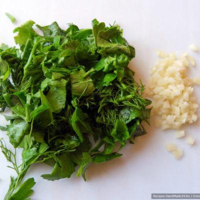 Овощной смузи с кефиром – фото шаг 2