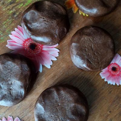 Торт шоколадный медовик – фото шаг 6