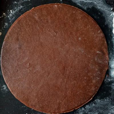 Торт шоколадный медовик – фото шаг 7