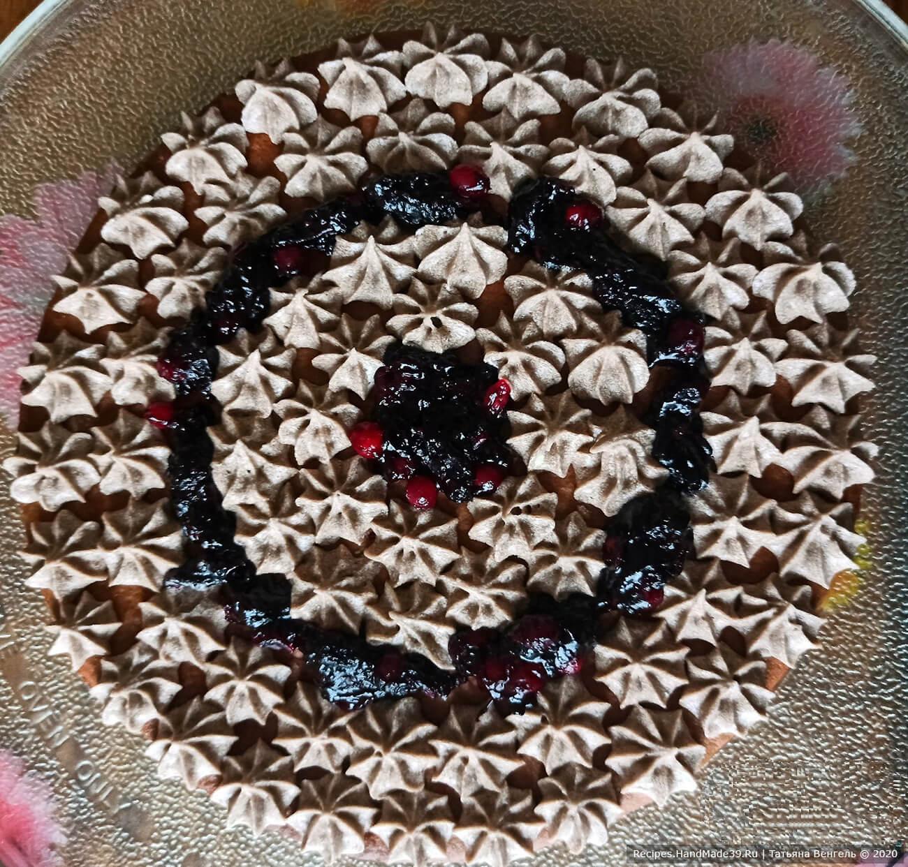 Торт шоколадный медовик – фото шаг 18