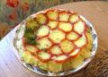 Картофельный пирог «Черепаха» – пошаговый кулинарный рецепт с фото