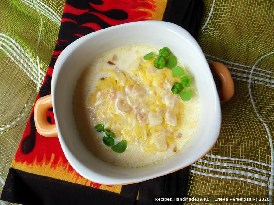 Луковый суп по-севильски – фото шаг 9