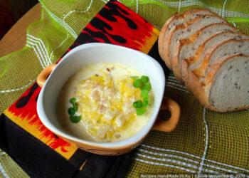 Луковый суп по-севильски
