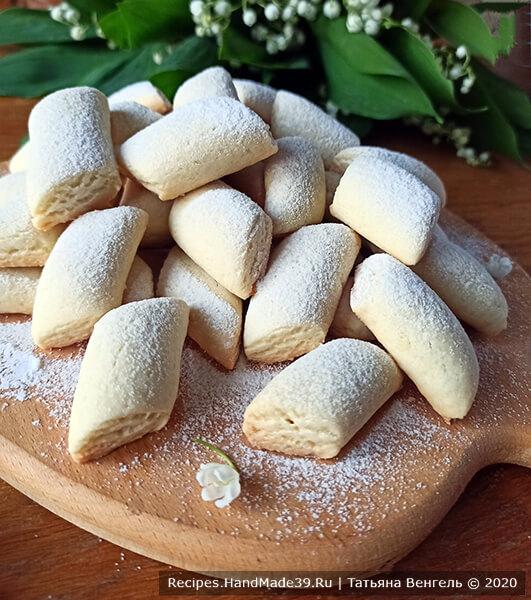 Печенье на растительном масле – фото шаг 8