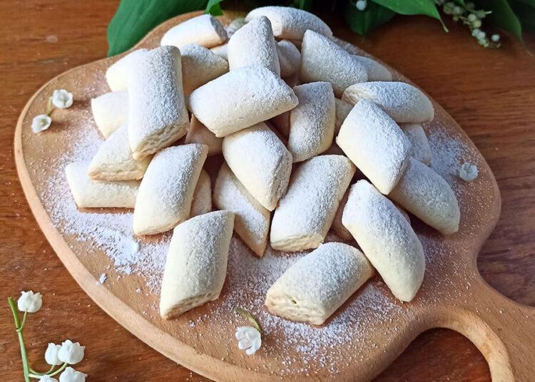 Печенье на растительном масле – пошаговый кулинарный рецепт с фото