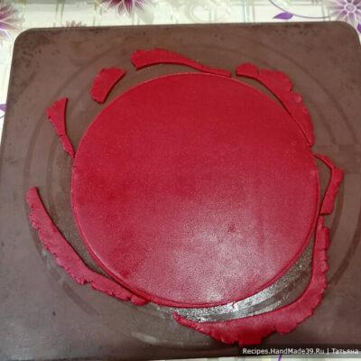 Торт Фрезье – фото шаг 26