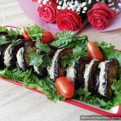 Баклажаны по-грузински – пошаговый кулинарный рецепт с фото