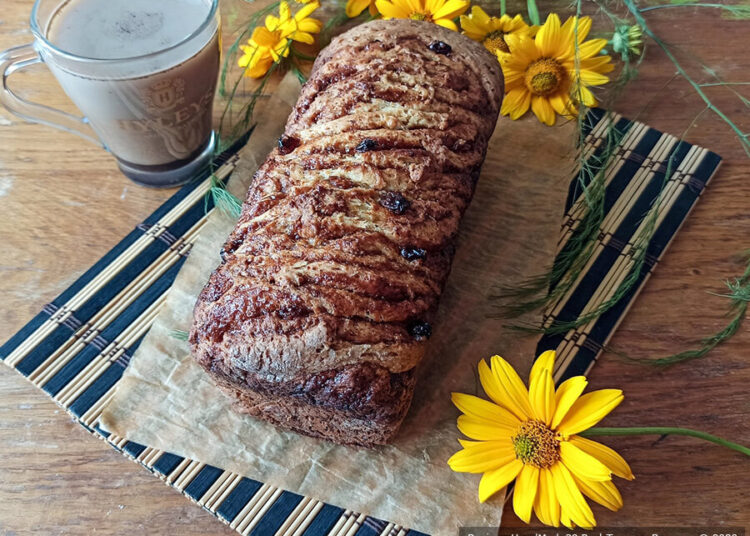 Творожный кекс с варёной сгущёнкой – пошаговый кулинарный рецепт с фото
