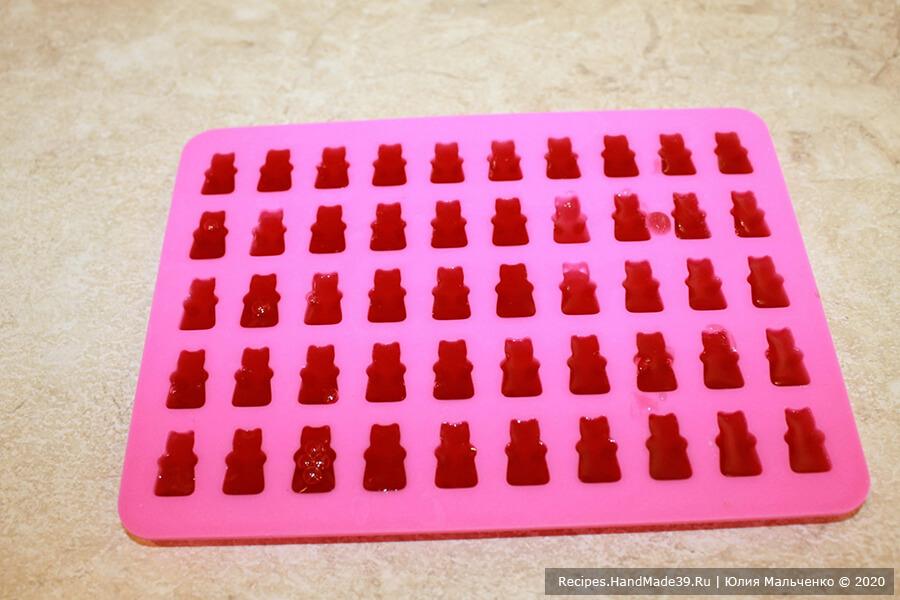 Желейные конфеты – фото шаг 5