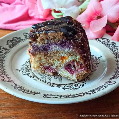 Творожный пирог – пошаговый кулинарный рецепт с фото