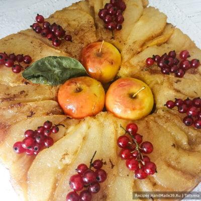 Пирог с рикоттой – пошаговый кулинарный рецепт с фото