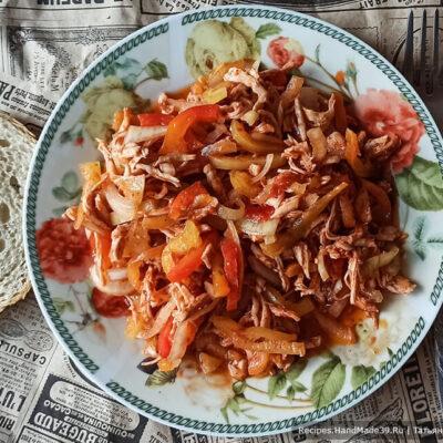 Курица хе – пошаговый кулинарный рецепт с фото