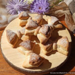 Нежное печенье «Бантики» на йогурте