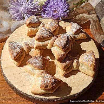 Печенье «Бантики» – пошаговый кулинарный рецепт с фото